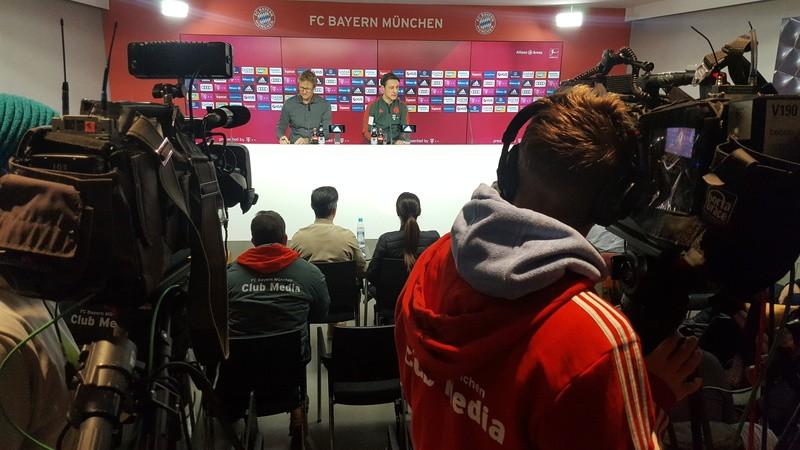 Bayer-Trainer Niko Kovac