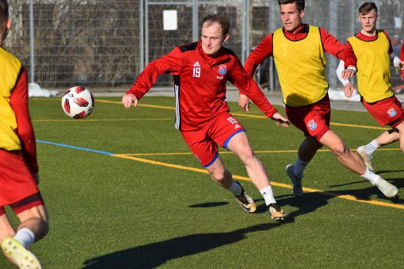 Erst 3. Liga und dann Schafkopturnier in Unterhaching.  , © SpVgg Unterhaching