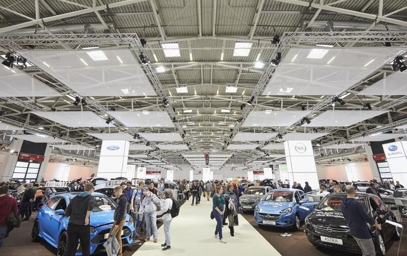 Die Autotage München 2019, © Messe München GmbH