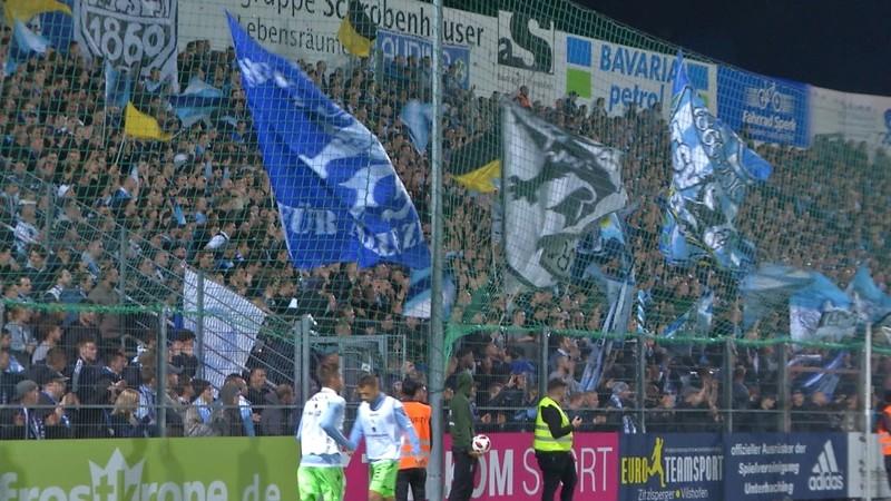 Fans des TSV 1860 München