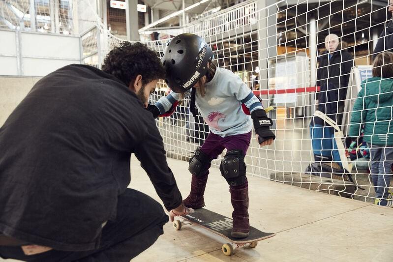 Skateboarden für Klein und Groß