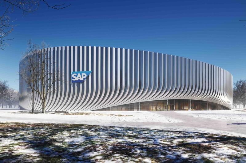 SAP Garden, © Fotocredit: 3XN Architects & MIR
