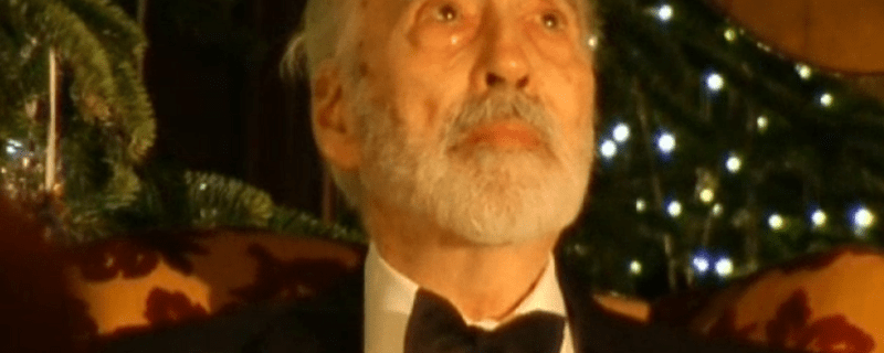 Sir Christopher Lee ist tot. Nicht nur Hollywood trauert, © Sir Christopher Lee ist tot. Nicht nur Hollywood trauert