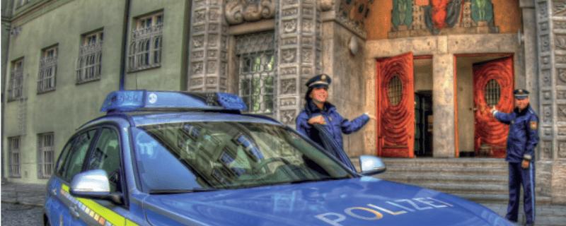 © Polizei München