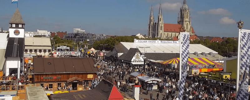 webcam oktoberfest 2018 wirtsbudenstrasse