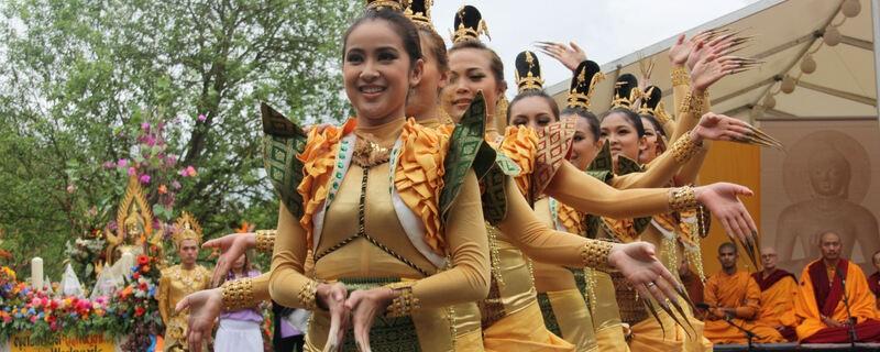 Buddhismus vesakh fest in m 252 nchen m 252 nchen tv