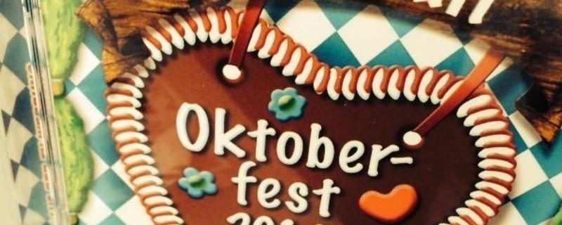 Oktoberfest 2014 Fetenkult CD