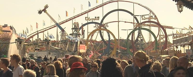 Oktoberfest 2014 Wiesn München Theresienwiese
