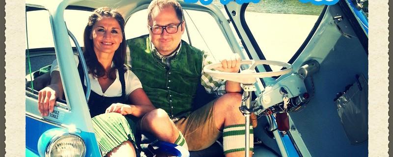 Oktoberfest 2014 Wiesn Hit Schieder und Onken