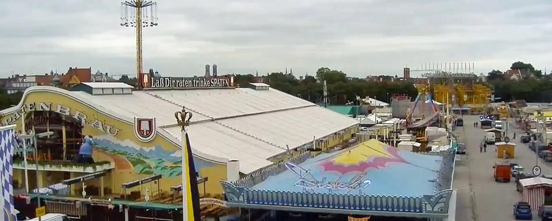 Wiesn-Oktoberfest-Live Cam