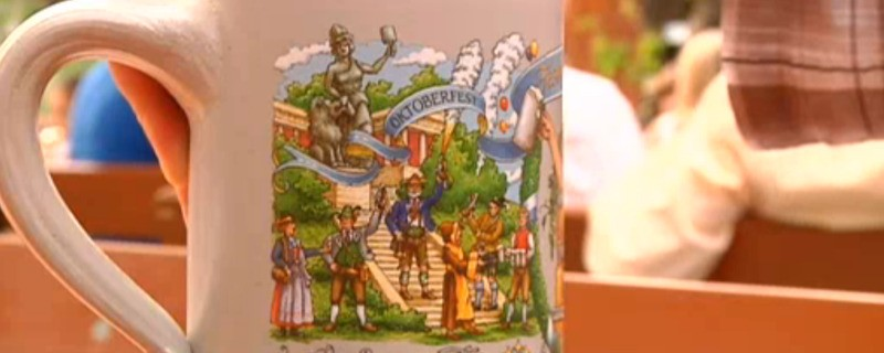 Wiesn Bier Krug Oktoberfest Preise 2014