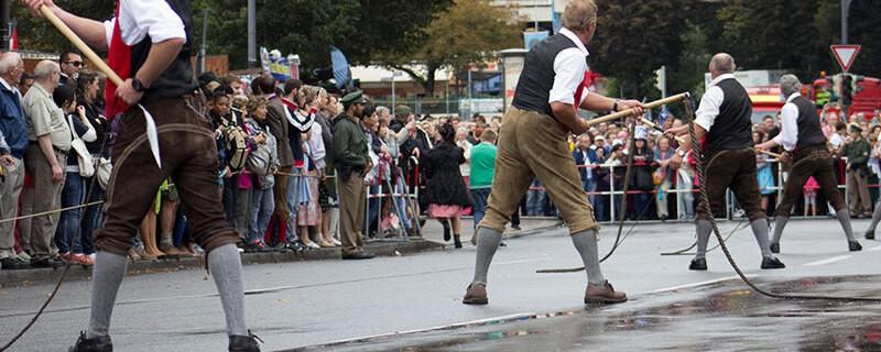 Bilder Oktoberfest Tag 1