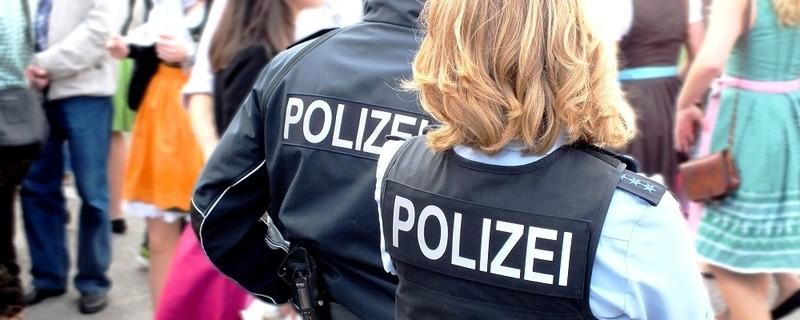 WIESN Streife Bundespolizei, © Foto: Bundespolizei