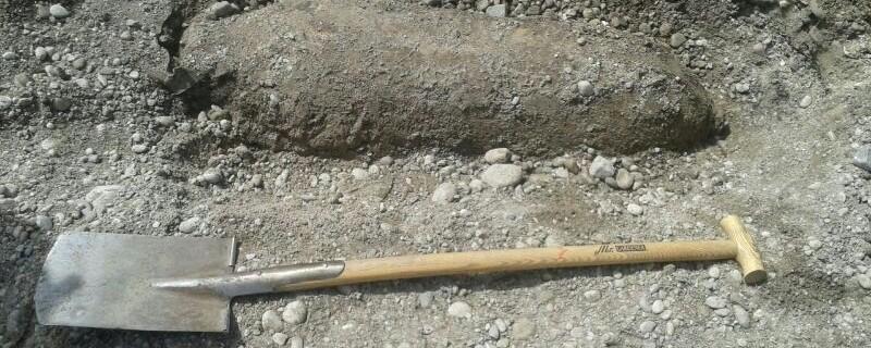 flieger bombe gefunden in schwabing, © Symbolfoto