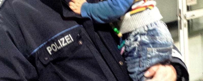 © Foto der Bundespolizei