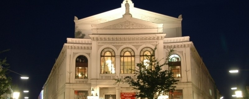 gaertnerplatztheater gärtnerplatz theater, © Foto: Maren Bornemann