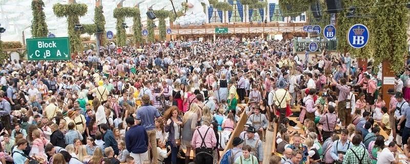 Oktoberfest: Kaum mehr Wiesn-Reservierungen für Abends möglich