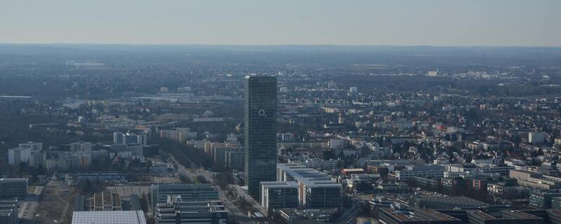 Panorama Ansicht über München , © Foto: Zura aus München