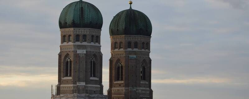 Frauenkirche in München , © Foto: Zura aus München