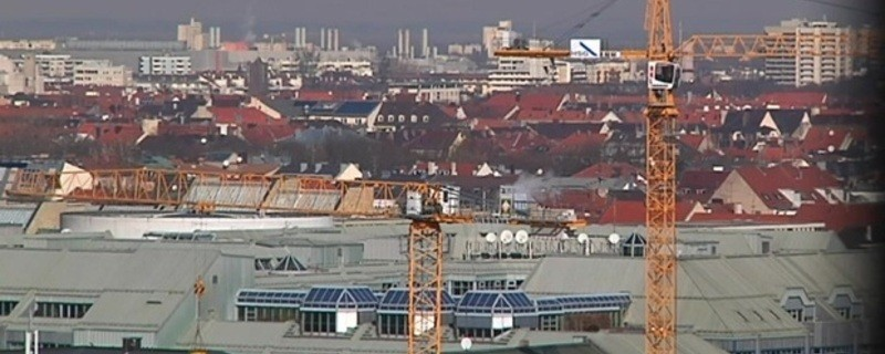 München von oben, © Touristenmetropole München Foto: Archiv