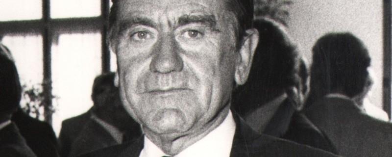 Prof. Dr. Manfred Schreiber, © Polizeipräsident a.D. Prof. Dr. Manfred Schreiber, geb.: 03.04.1926  -  verst. 06.05.2015