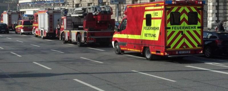 Feuerwehr im EInsatz, © Symbolfoto: Feuerwehr im EInsatz