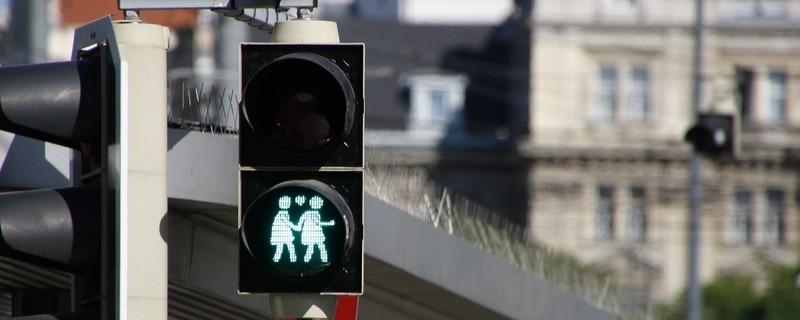 Kommen die Ampelpärchen jetzt auch in München?, © Ampelpärchen jetzt auch in München! Foto: Stadt Wien