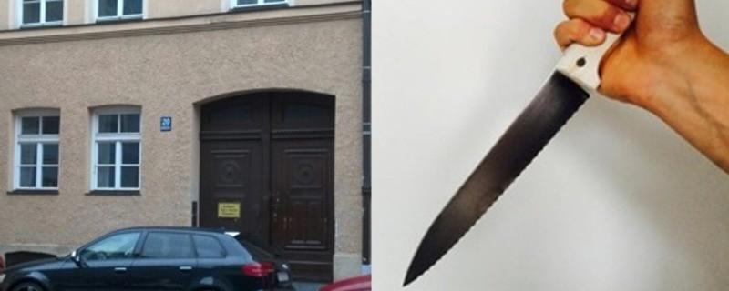 Versuchter Brudermord in der Hochbrückenstraße.