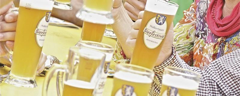 Bierfestival in München