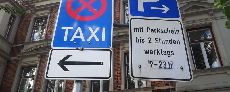 Parken in München ist eine schwierige Angelegenheit
