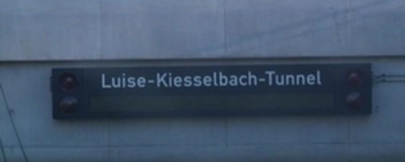 Im Luise-Kiesselbach-Tunnel gibt es eine große Party.