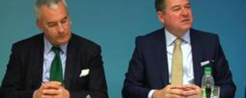 Der Münchner CSU-Vorstand Ludwig Spaenle und Josef Schmid, © Haben einen Denkzettel von den Mitgliedern erhalten: Spaenle (li.) und Schmid Foto: Archiv