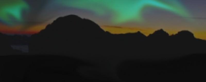Heute Nacht gibt es vielleicht Polarlichter zu sehen., © Heute Nacht gibt es vielleicht Polarlichter zu sehen. Symbolfoto