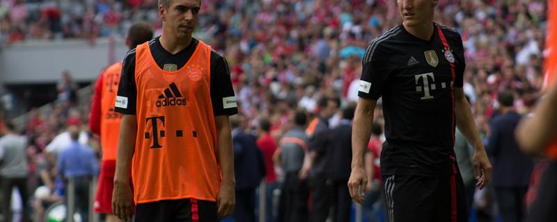 Trainingsauftakt des FC Bayern München, © Rico Güttich / muenchen.tv
