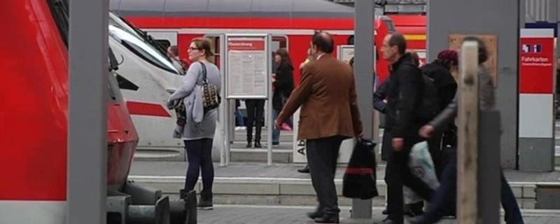 GDL-Streik bei der Deutschen Bahn