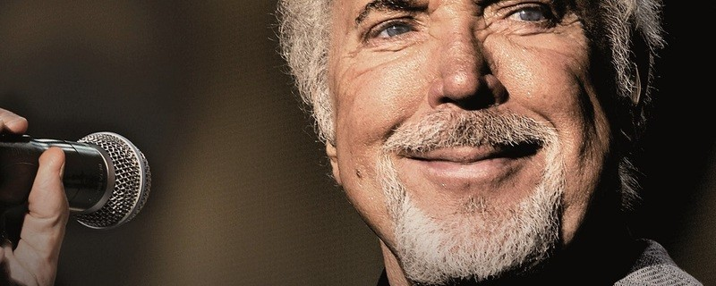 Tom Jones live, © Tom Jones - Foto: Dave J. Hogan