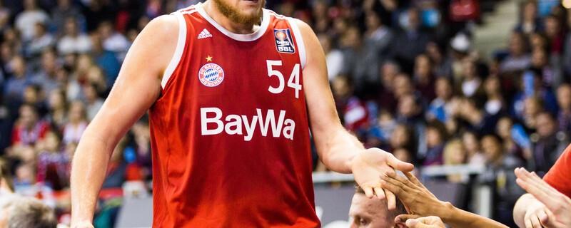 © John Bryant vom FC Bayern Basketball - Foto: FC Bayern Basketball