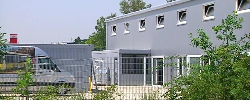 """Ein Asylheim, © Zwei """"Abfangheime"""" will die CSU an den Grenzen errichten Foto: Archiv"""