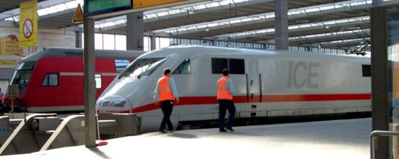 Ein ICE im Münchner Hauptbahnhof, © Symbolbild