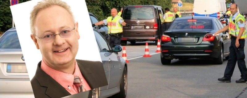 Politiker Berhard Pohl bei Alkoholkontrolle erwischt, © Es ist nicht das erste Mal, dass der Politiker Bernhard Pohl Probleme mit dem Gesetz hat - Bild: Symbolfoto