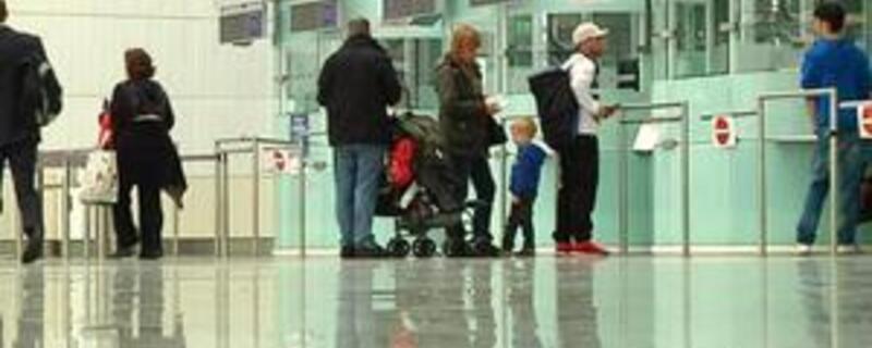 Flughafen in München, © Am Flughafen München kamen wieder elf illegal geschleußte Flüchtlinge an