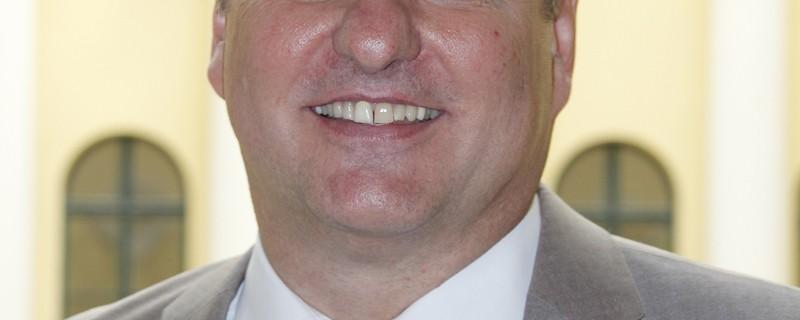 Polizeipräsident Hubertus Andrä, © Foto: Polizeipräsidium München