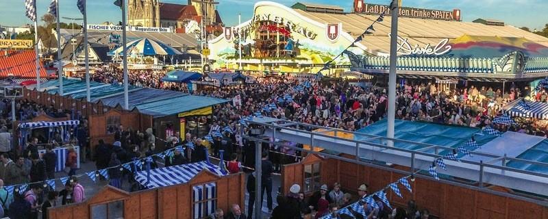 © Oktoberfest 2015: Das erste Mal Wiesn aus Besucher-Sicht