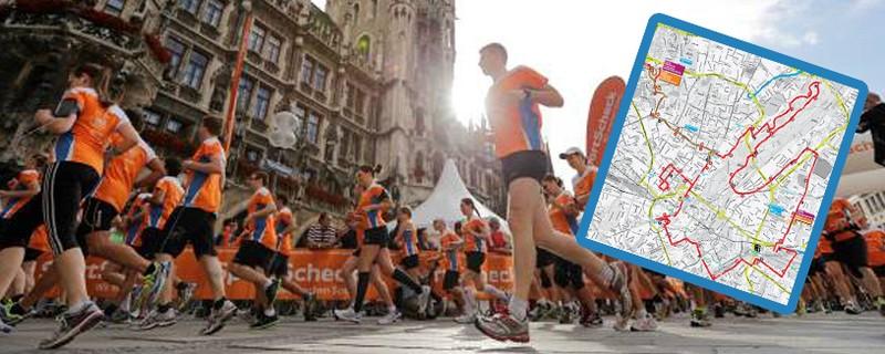 muenchen marathon lauf laufen laeufer