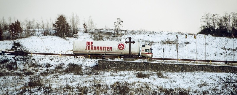 Johanniter Weihnachtstrucker, © Foto: Johanniter-Unfall-Hilfe e.V.