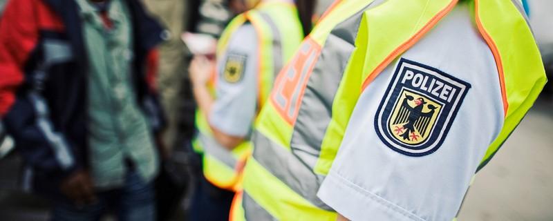 Die Bundespolizei im Einsatz, © Smybolbild. Foto: Bundespolizei