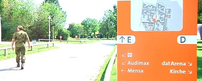 Universität der Bundeswehr Neubiberg bei München