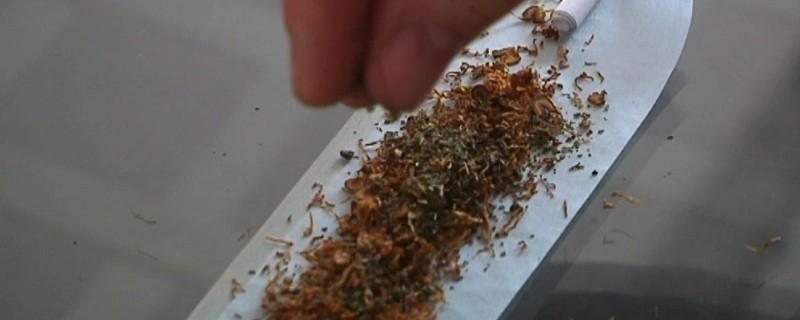 marihuana joint gras cannabis