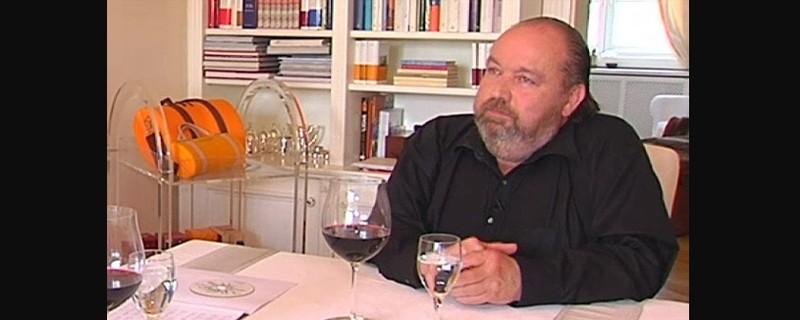 Start-Friseur Wolfgang Lippert im münchen.tv Interview - Archivbild