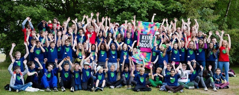 KMDD, Adventure Camp, Suchtprävention, © KMDD e.V.